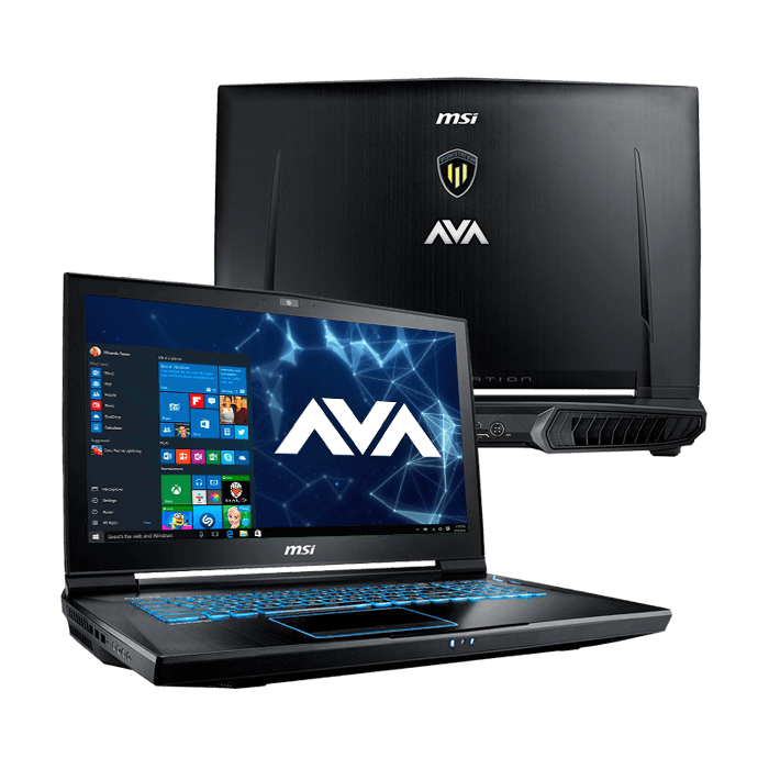 Workstation Laptop - Ascendant WT73VR 7RM Workstation Laptop