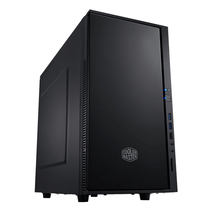 Compact Gaming PC - Powered By AMD Ryzen™ Series, B350 Chipset, Radeon RX 500 Series, Compact Gaming Desktop