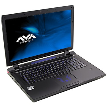 "Clevo P375SM Core™ i7 Gaming Notebook, 17.3"" Full HD LED LCD, NVIDIA® GeForce® GTX 780M Graphics"