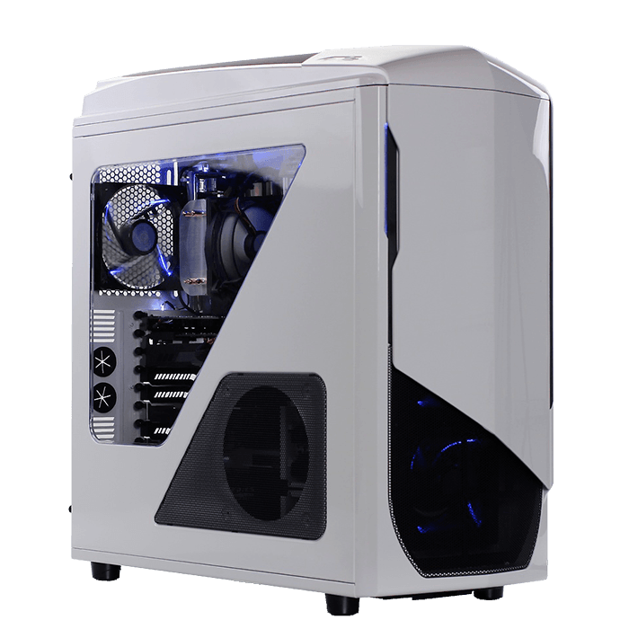 Core™ i7 Z87 Low-Noise Custom Gaming Desktop