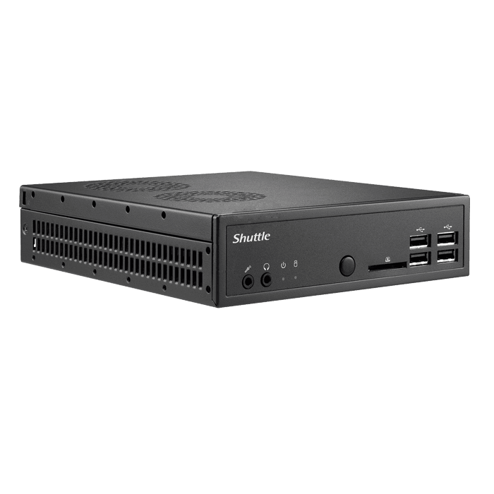 Desktop PC - SHUTTLE DS81 4th generation Intel® Celeron / Core i3 / Core i5 / Core i7 / Pentium Mini PC