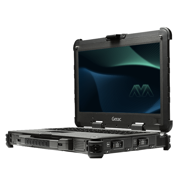 Getac X500 Core™ i7 Ultra Rugged Notebook, 15.6