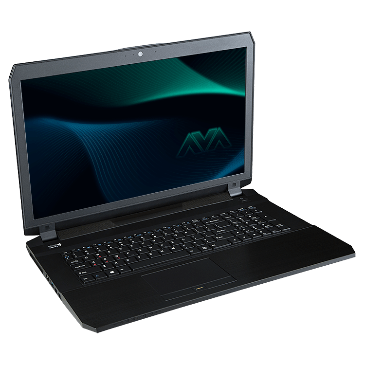 Quick Ship Clevo P673SE-S Core™ i7 Gaming Notebook, 17.3