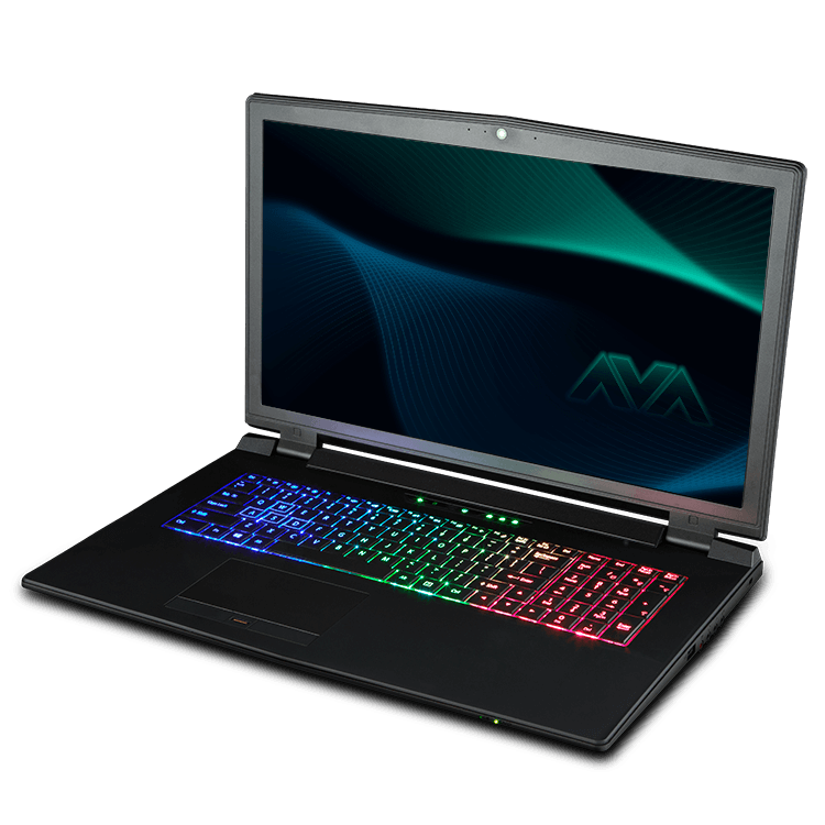 Quick Ship Clevo P777ZM-GS Core™ i7 Gaming Notebook, 17.3