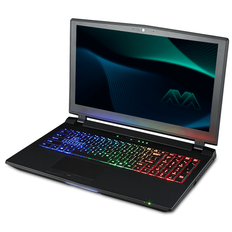 Quick Ship Clevo P755ZM-G Core™ i7 Gaming Notebook, 15.6