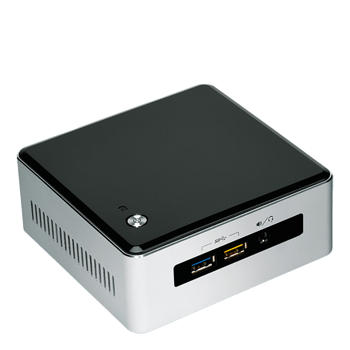 Mini PC - Intel NUC NUC5i5RYH 5th generation Intel® Core™ i5-5250U Mini PC