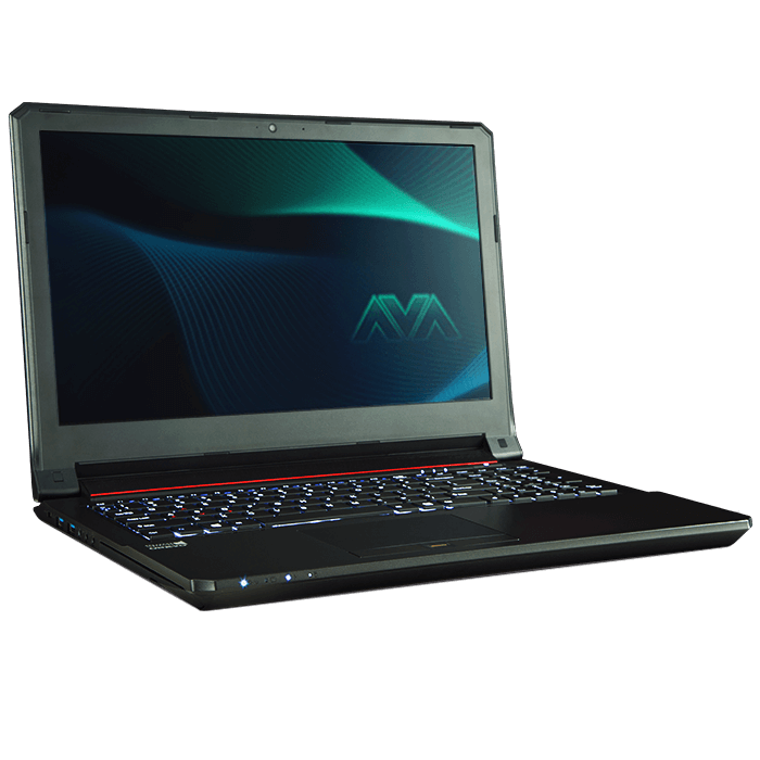 Clevo N155SD Core™ i7 Gaming Notebook, 15.6
