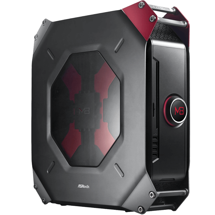 ASRock M8-Z97 Gaming Barebone Powered by 4th Generation Intel Core i7/i5/i3