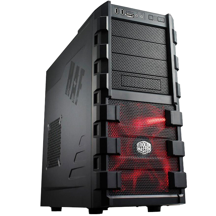 AMD 970 2-way CrossFire™ Custom Barebone Kit