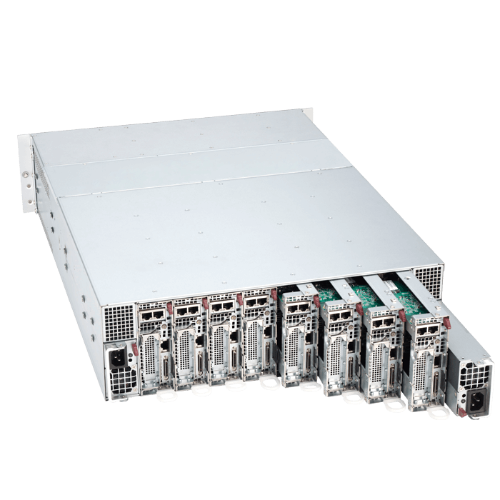 Supermicro 5037MR-H8TRF Intel® Xeon® E5-2600 v2 MicroCloud™ Server System