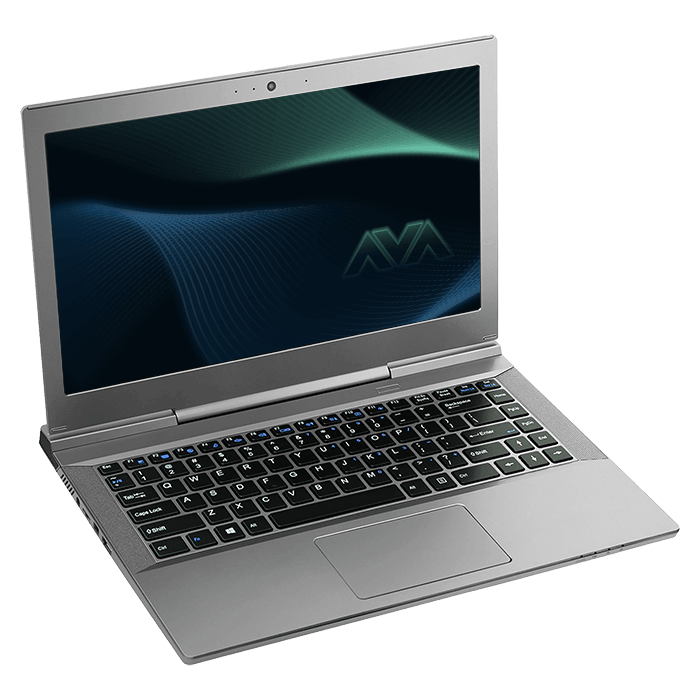 Quick Ship Clevo W740SU Core™ i7 Custom Notebook, 14