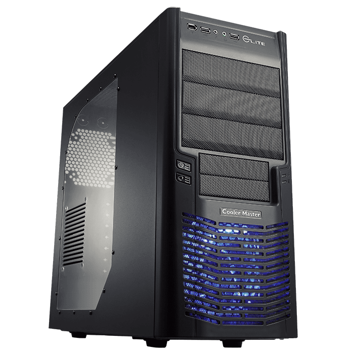 Budget Gaming Desktop - Powered By AMD AM3+ FX, 970 Chipset, Budget Gaming Desktop
