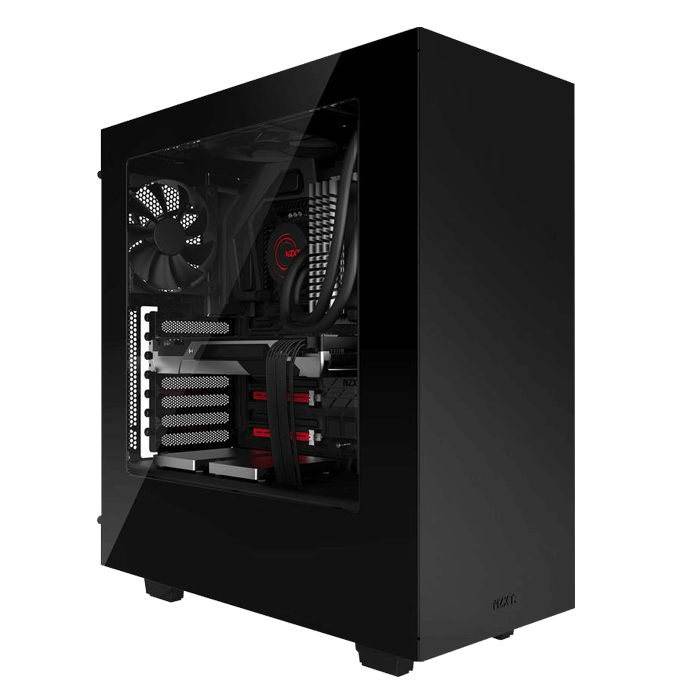 PC Barebone - Powered By AMD FX, 990FX Chipset, 3-way SLI® / CrossFireX™ Custom Barebone Kit