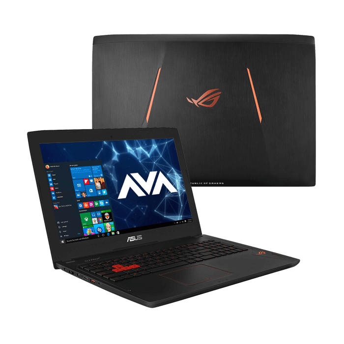 Gaming Laptop - ASUS ROG GL502VY-DS74 15.6