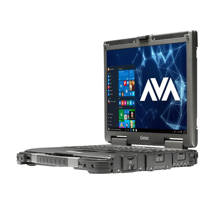 Rugged Notebook - Getac B300 G6 Core™ i5 Fully Rugged Notebook, 13.3