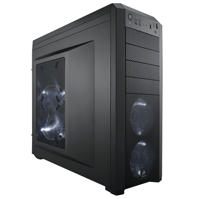 Powered By Intel Xeon E5-2600 v3, C612 Chipset, 4-way SLI® / CrossFireX™ Low-Noise Workstation