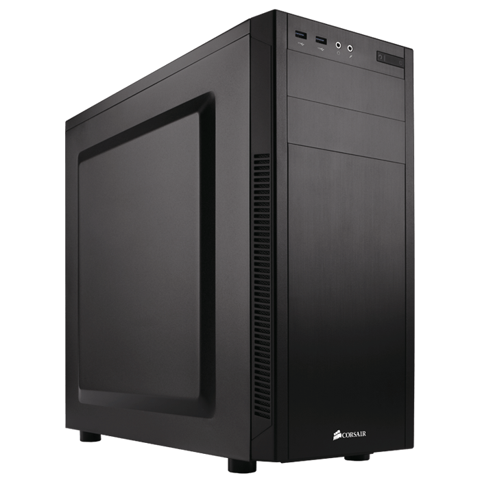 Quiet Workstation - Powered By Intel 6th Gen Skylake Celeron, Pentium, Core™, H110 Chipset, Entry Level Low-Noise Workstation