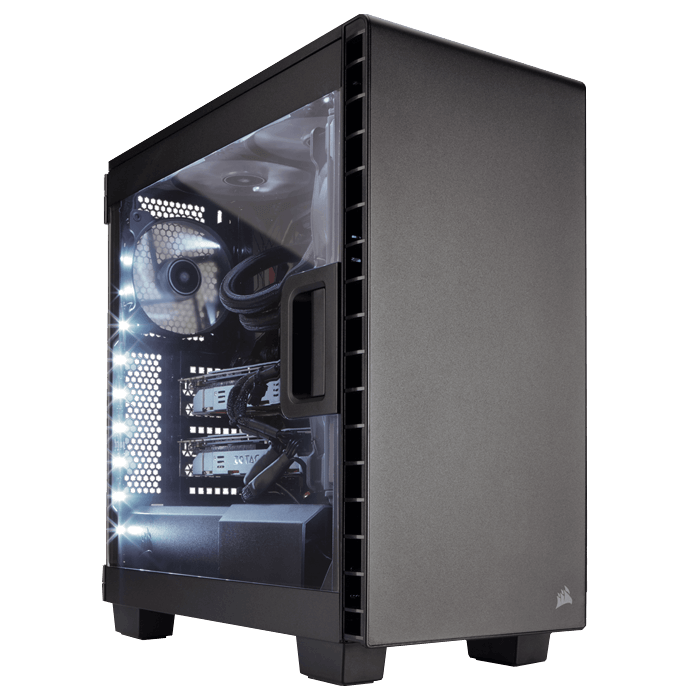 PC Barebone - Powered By Intel Core™ H170 Chipset, 2-way CrossFireX™ Custom Barebone Kit