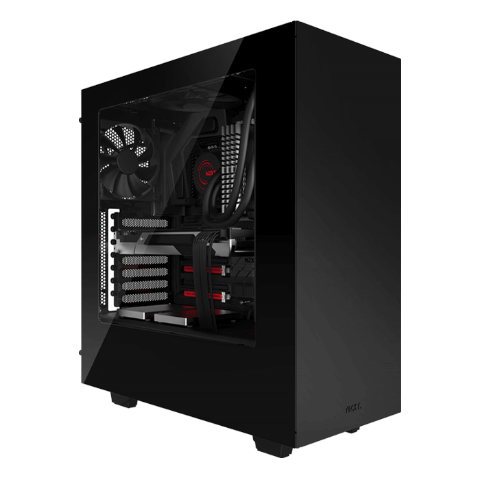 Quiet Gaming Desktop - Powered By Intel 7th Gen Kaby Lake Core™ i3 / i5 / i7, H270 Chipset, Low-Noise Custom Gaming Desktop