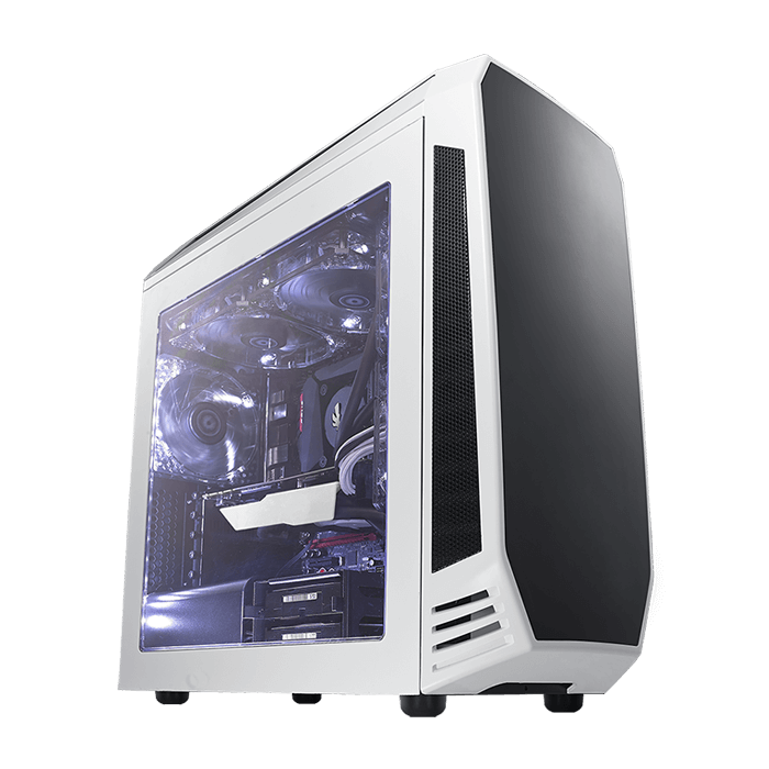 Compact Gaming PC - Powered By Intel 6th Gen Skylake Core™ i3 / i5 / i7, Z170 Chipset, 2-way SLI® / CrossFireX™ Compact Gaming Desktop