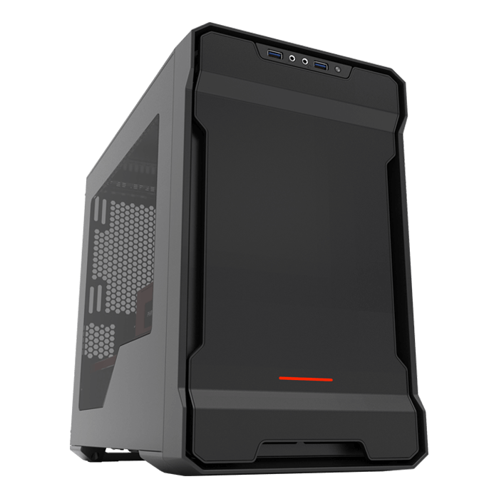 Mini Gaming Desktop - Powered By Intel 6th Gen Skylake Core™ i3 / i5 / i7, Z170 Chipset, Small Gaming Desktop