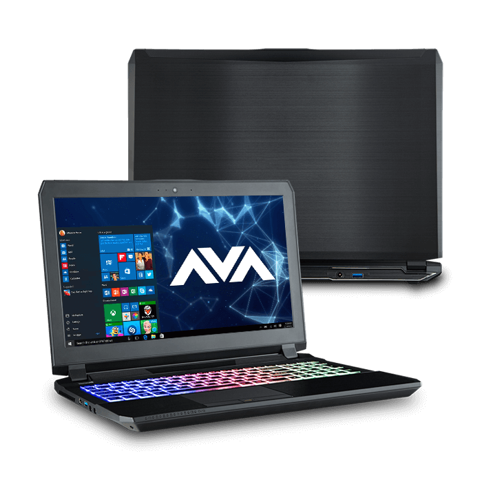 Gaming Laptop - Quick Ship Clevo P653RP6-S 15.6