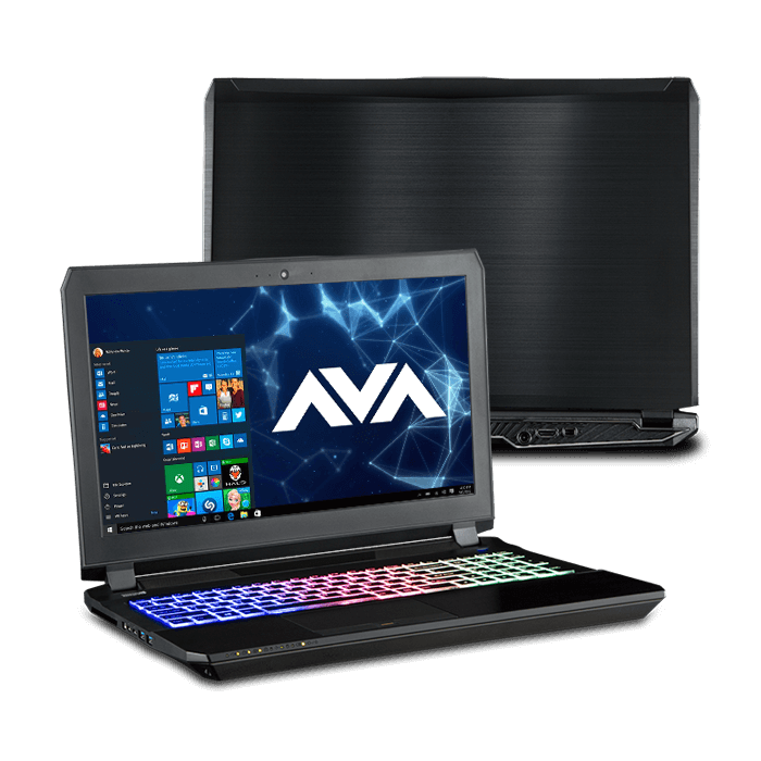 Gaming Laptop - Quick Ship Clevo P653RS-GS 15.6
