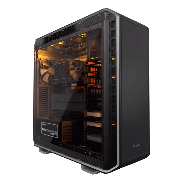 Quiet Gaming Desktop - Intel® Core™ X-series processors, X299 Chipset, 2-way SLI® / CrossFireX™ Low-Noise Custom Gaming PC
