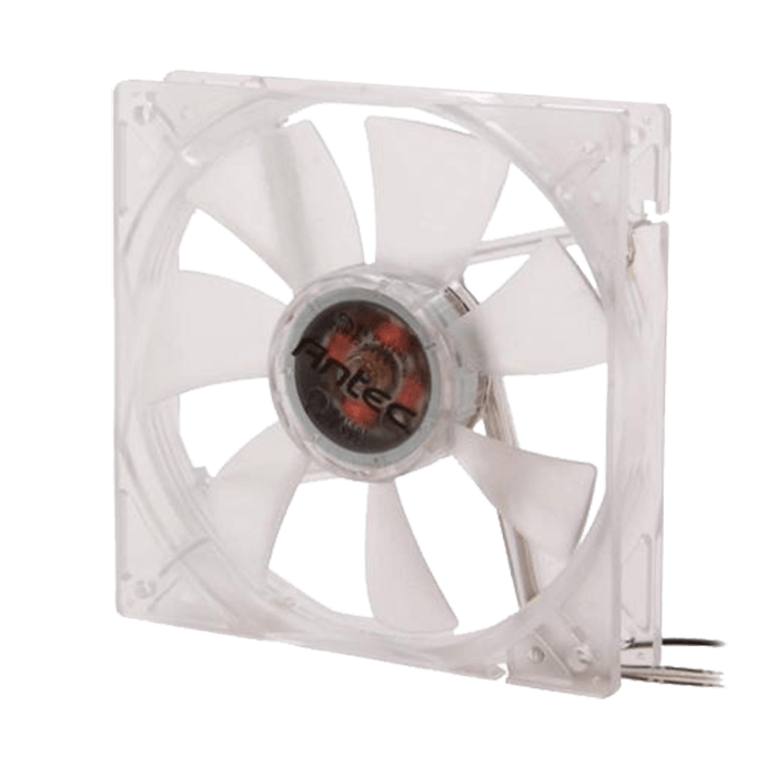 2000 Cfm Fan : Antec tricool series  mm w red leds