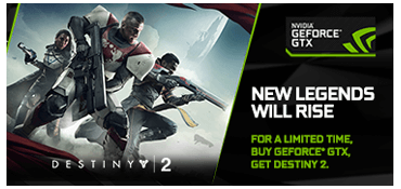 <span>Free Game:</span> Destiny 2 (Valued at $59.99)