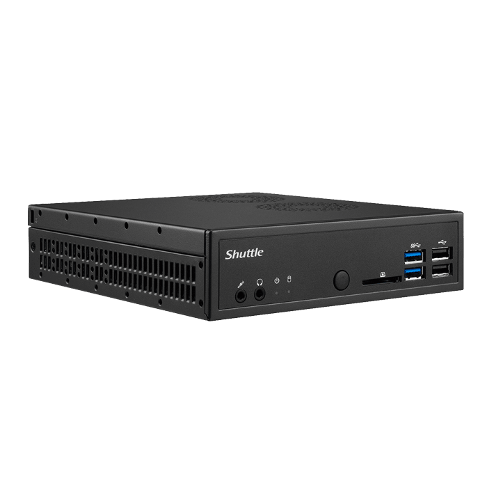 "DH170, Intel H170, 2x DDR3L SO-DIMM, M.2, 1x 2.5"" HDD/SSD, Mini PC Barebone"