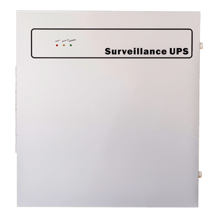 CP-SV414-360W, ClayPower Surveillance System UPS and Power Distrubution Unit