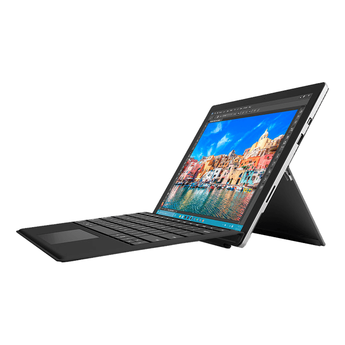 Type Cover for Surface Pro 4, Black