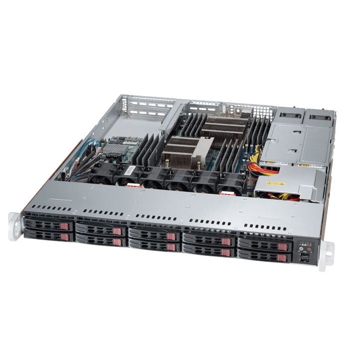 Supermicro 1028R-WC1RT