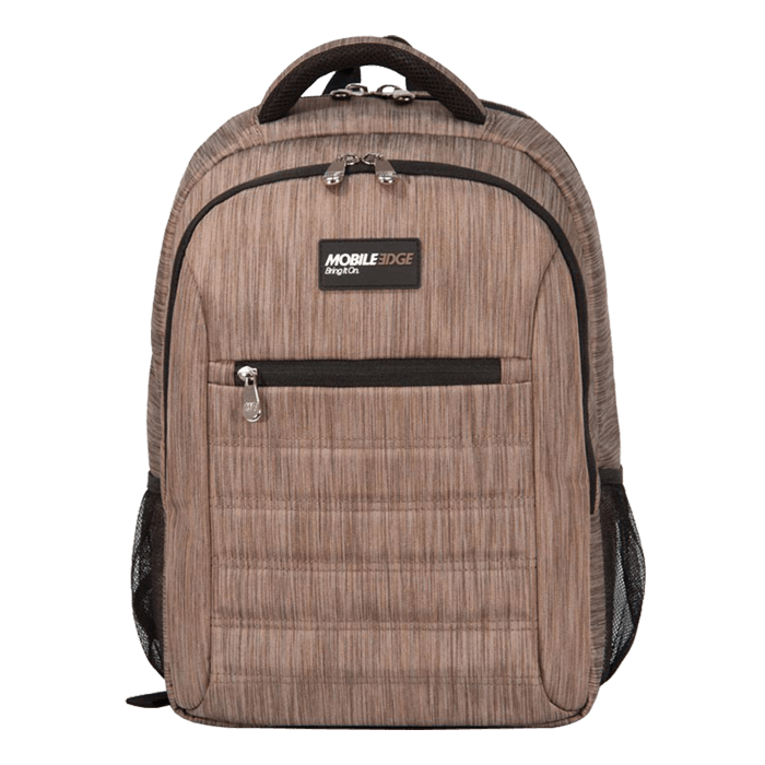 "SmartPack (Wheat) 16"", Ballistic Nylon, Beige, Backpack Carrying Case"