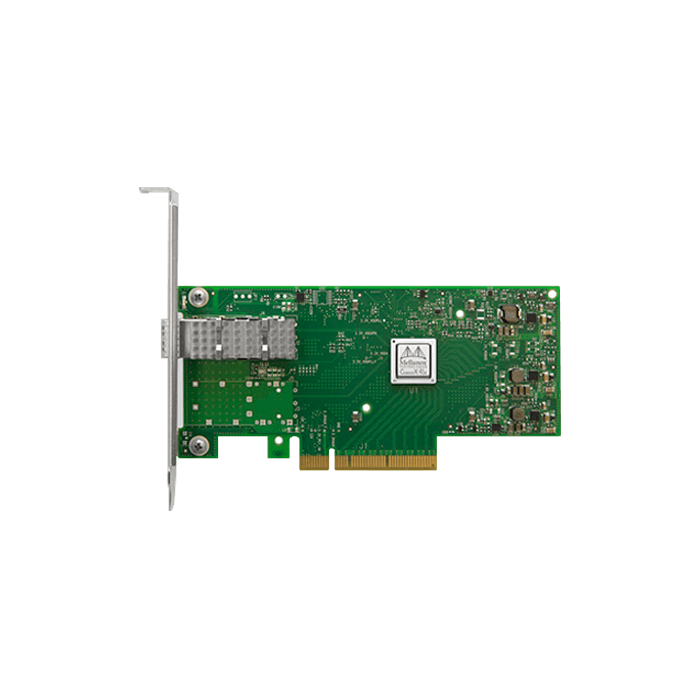 25Gbps Ethernet Network Adapter, ConnectX-4 Lx EN MCX4111A-ACAT, (1x SFP28)