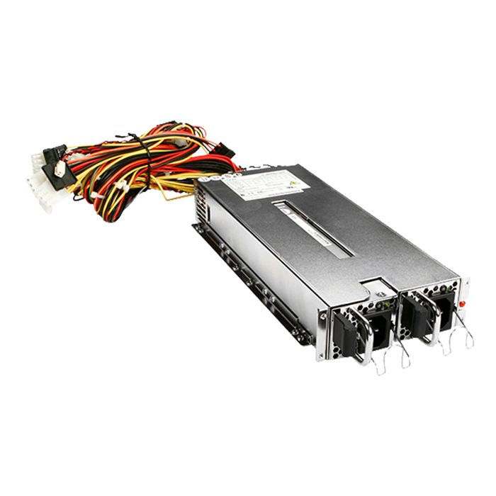 IX-280RSH1UP8 280W 1U High Efficiency Redundant Power Supply