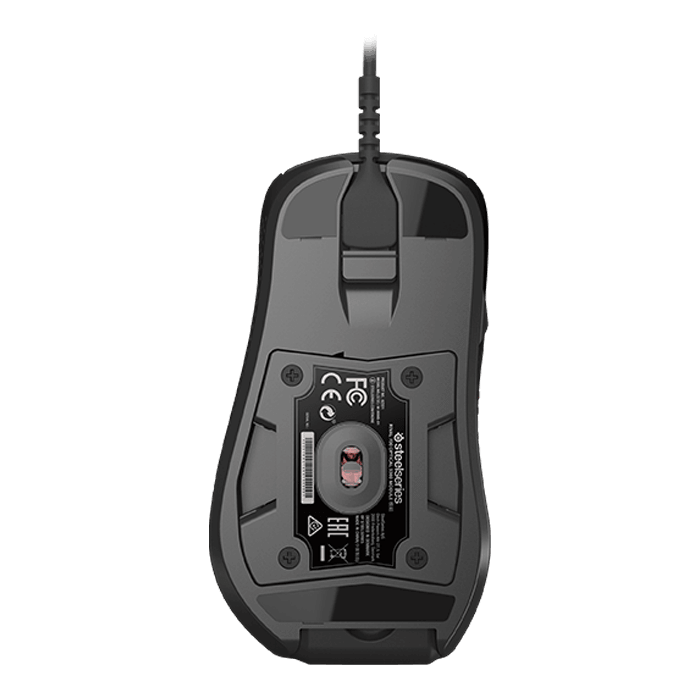 Rival 700, OLED Display, RGB LED, 16000cpi, Wired USB, Black, Optical  Gaming Mouse