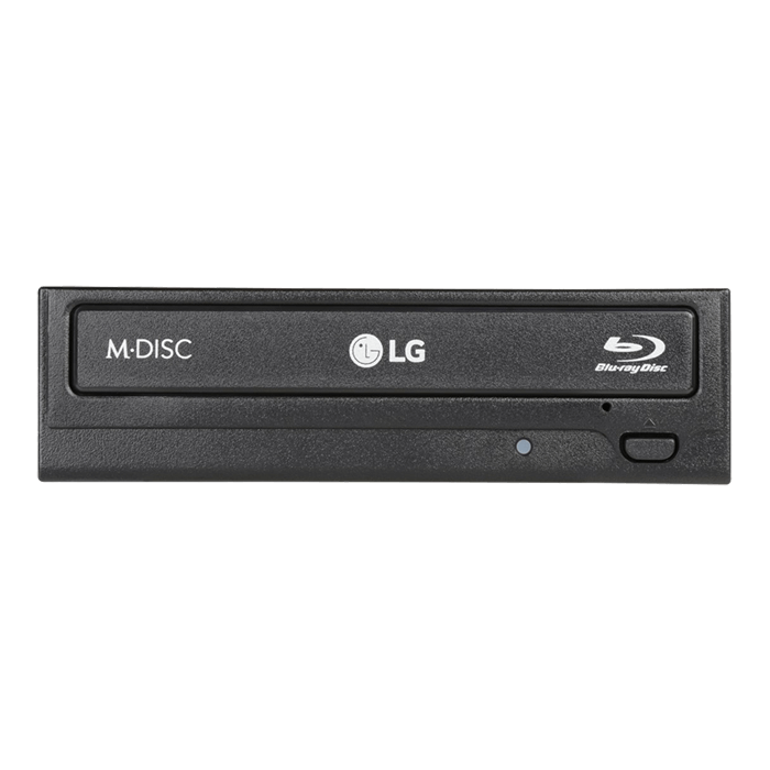 UH12NS40, BD 12x / DVD 16x / CD 24x, Blu-ray Disc Burner, 5.25-Inch, Optical Drive