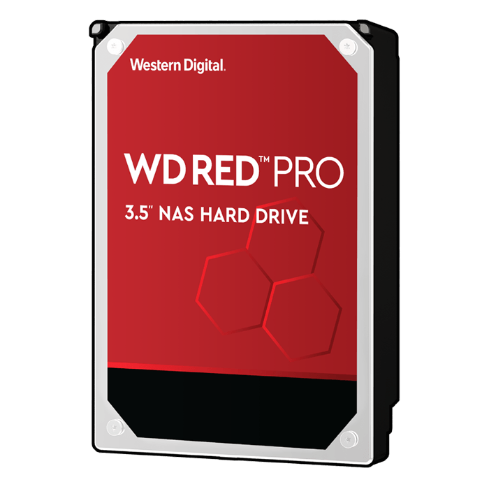 2TB Red Pro WD2002FFSX, 7200 RPM, SATA 6Gb/s, 64MB cache, 3.5-Inch HDD