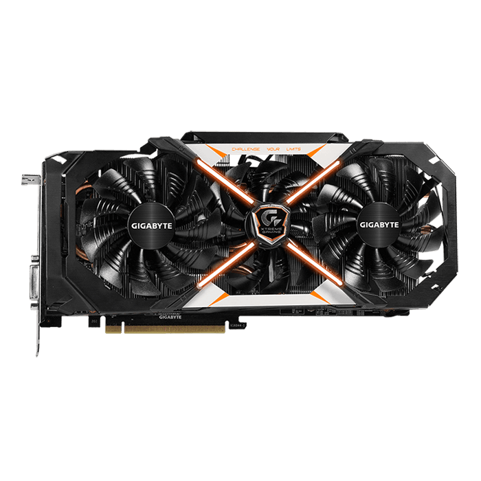 GeForce GTX 1070 Xtreme Gaming 8G, 1670 - 1898MHz, 8GB GDDR5, Graphics Card