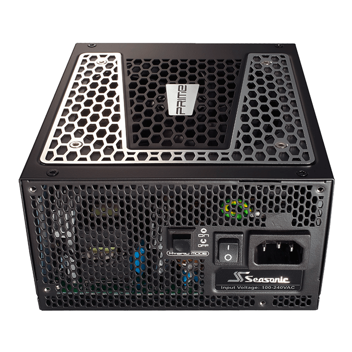 PRIME Titanium, 80 PLUS Titanium 750W, Fully Modular, ATX Power Supply