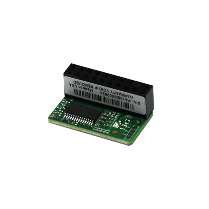 AOM-TPM-9665H Trusted Platform Add-on-Module