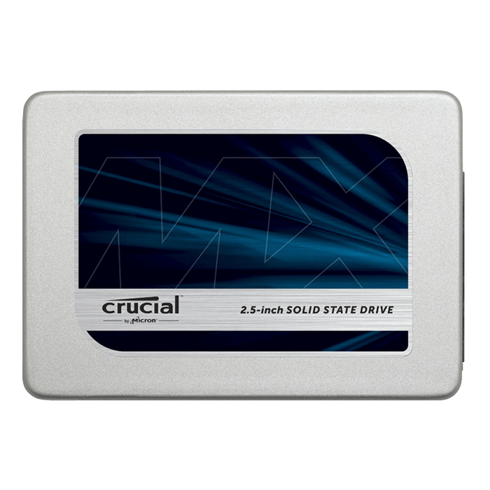 2TB MX300 7mm, 530 / 510 MB/s, 3D NAND, SATA 6Gb/s, 2.5-Inch SSD