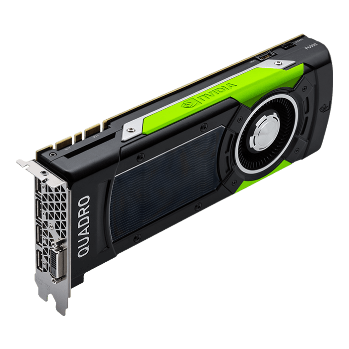 Quadro P6000 VCQP6000-PB, 24GB GDDR5X, Graphics Card