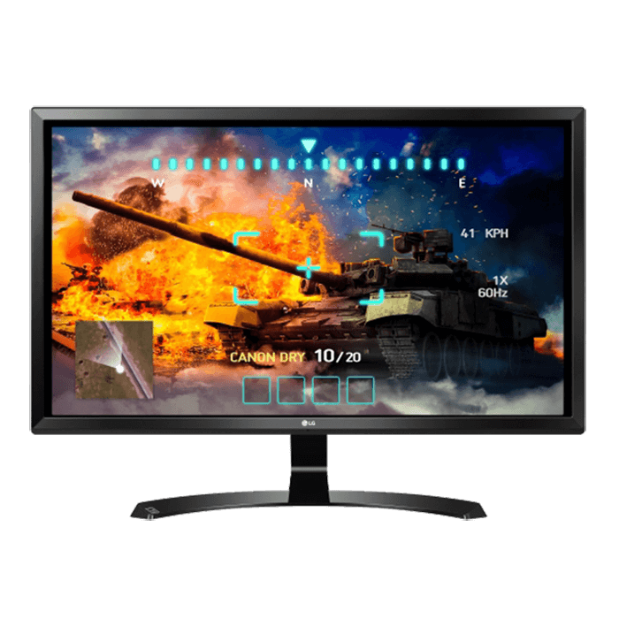 "27UD58-B 27"", 4K Ultra HD 3840 x 2160 IPS LED, 5ms, FreeSync, Black, LCD Monitor"