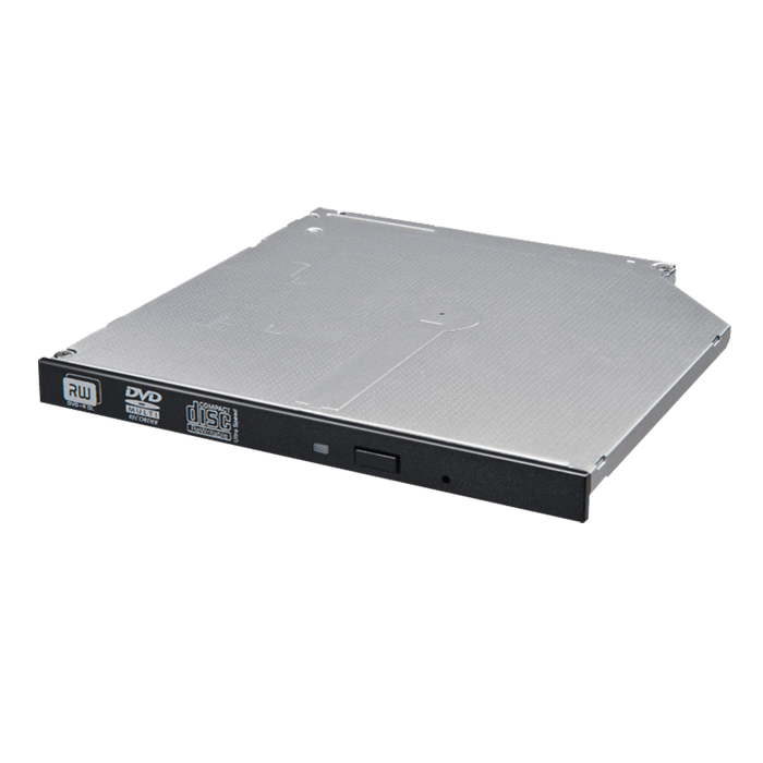 GUD0N, DVD 8x / CD 24x, DVD Disc Burner, Ultra Slim, Optical Drive