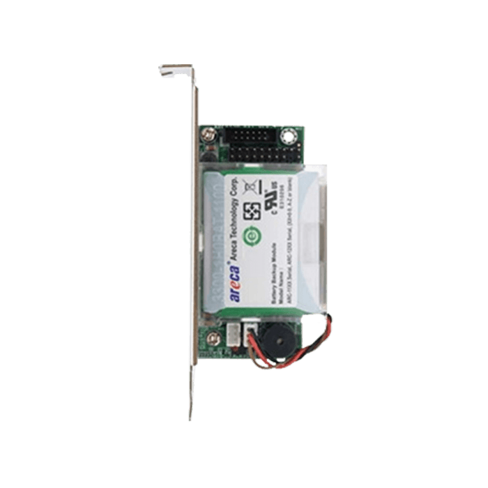 ARC-6120-121-12GB Flash-based Backup Module for ARC-1883 family / Includes low profile bracket and cable