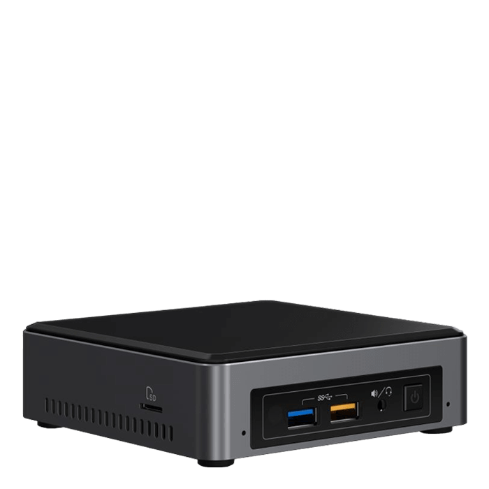 Intel NUC7i3BNK Ultra Small PC