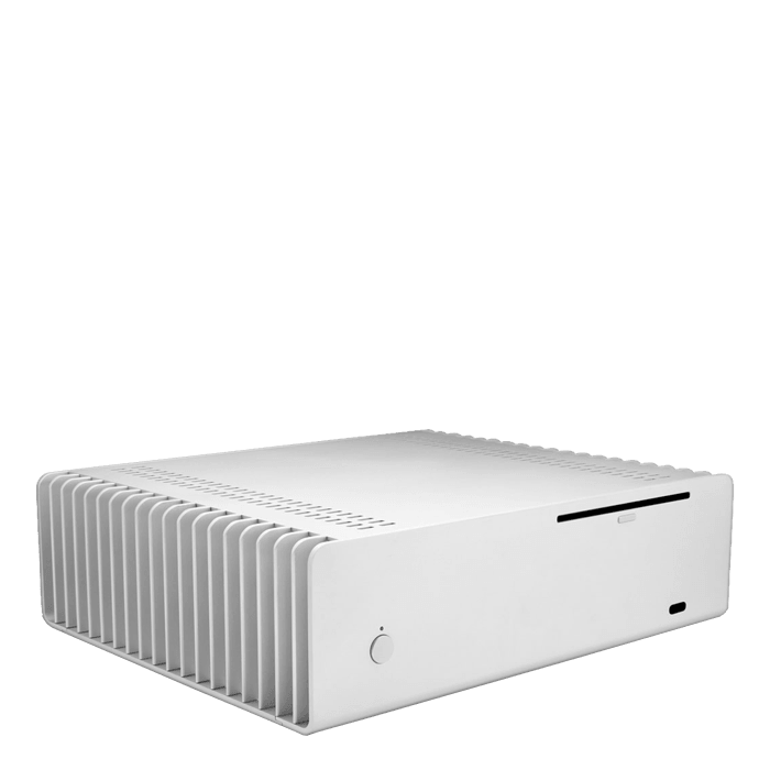 Intel B360 Fanless Home Theater PC
